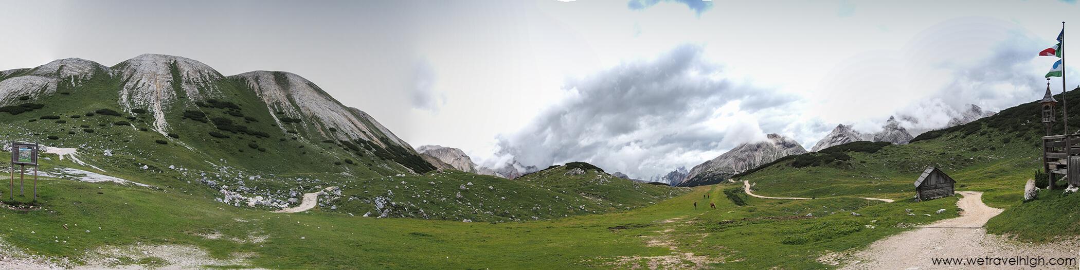 Alpe di Sennes