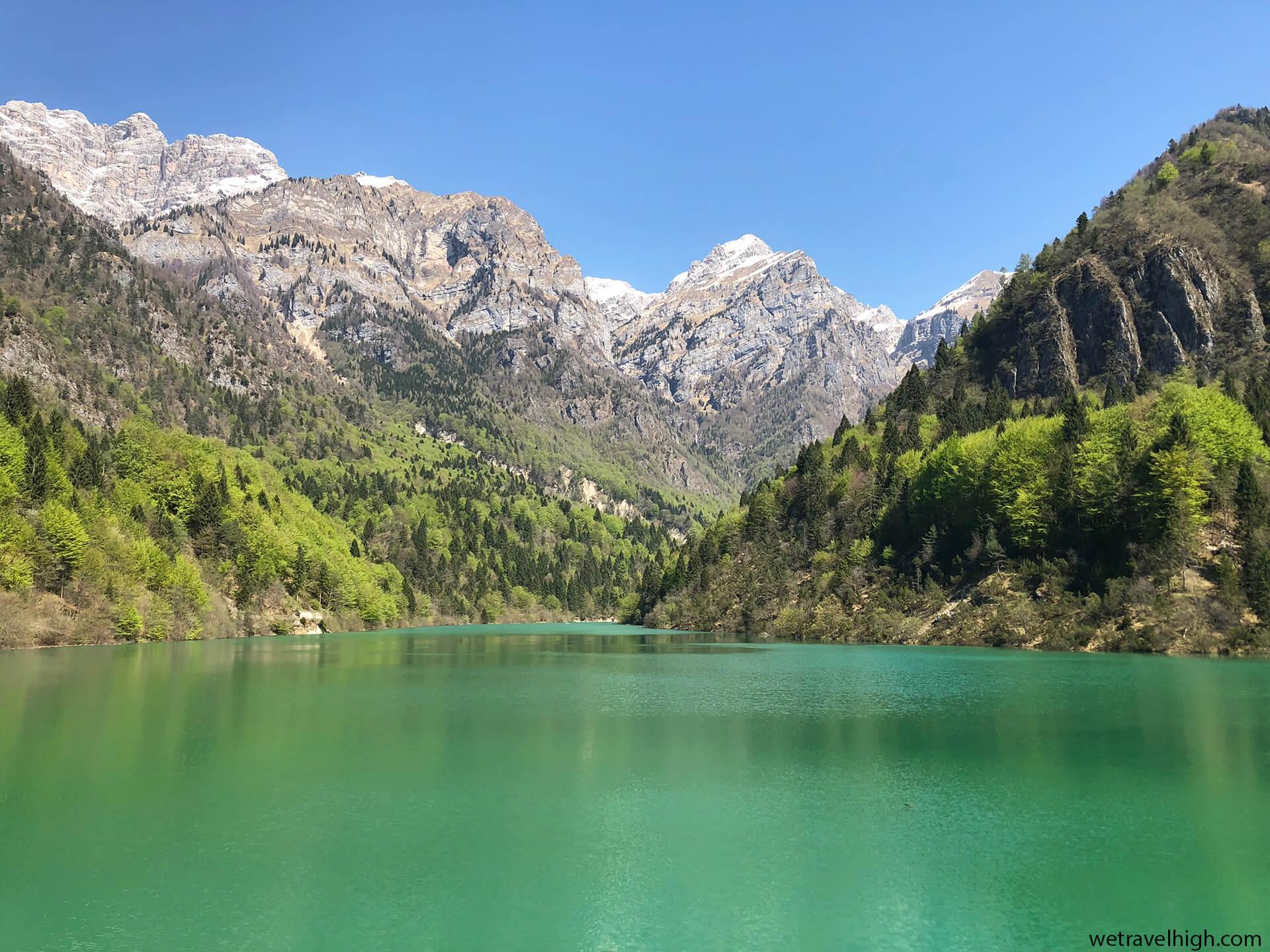 Lago della Stua